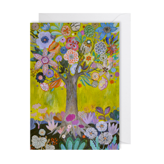 amber-tree-greeting-card