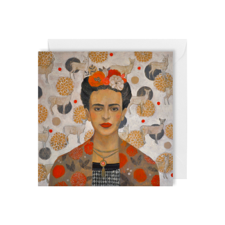 homage-to-frida-greeting-card